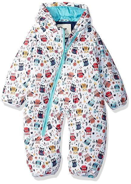 Amazon.com: Roxy bebé overol de rosa para niñas: Clothing
