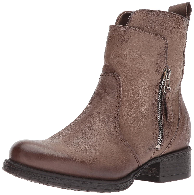 Miz Mooz Women's Nimble Ankle Boot B06XSP1X46 36 M EU (5.5-6 US) Gravel