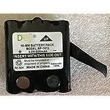 Batterie talkie-walkie pour MOTOROLA TLKR T80 EXTREME