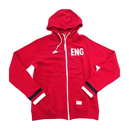 22d399feb1fa Nike Sportswear England Football Hoodie Sweatshirt 597344 604 (X-Large)