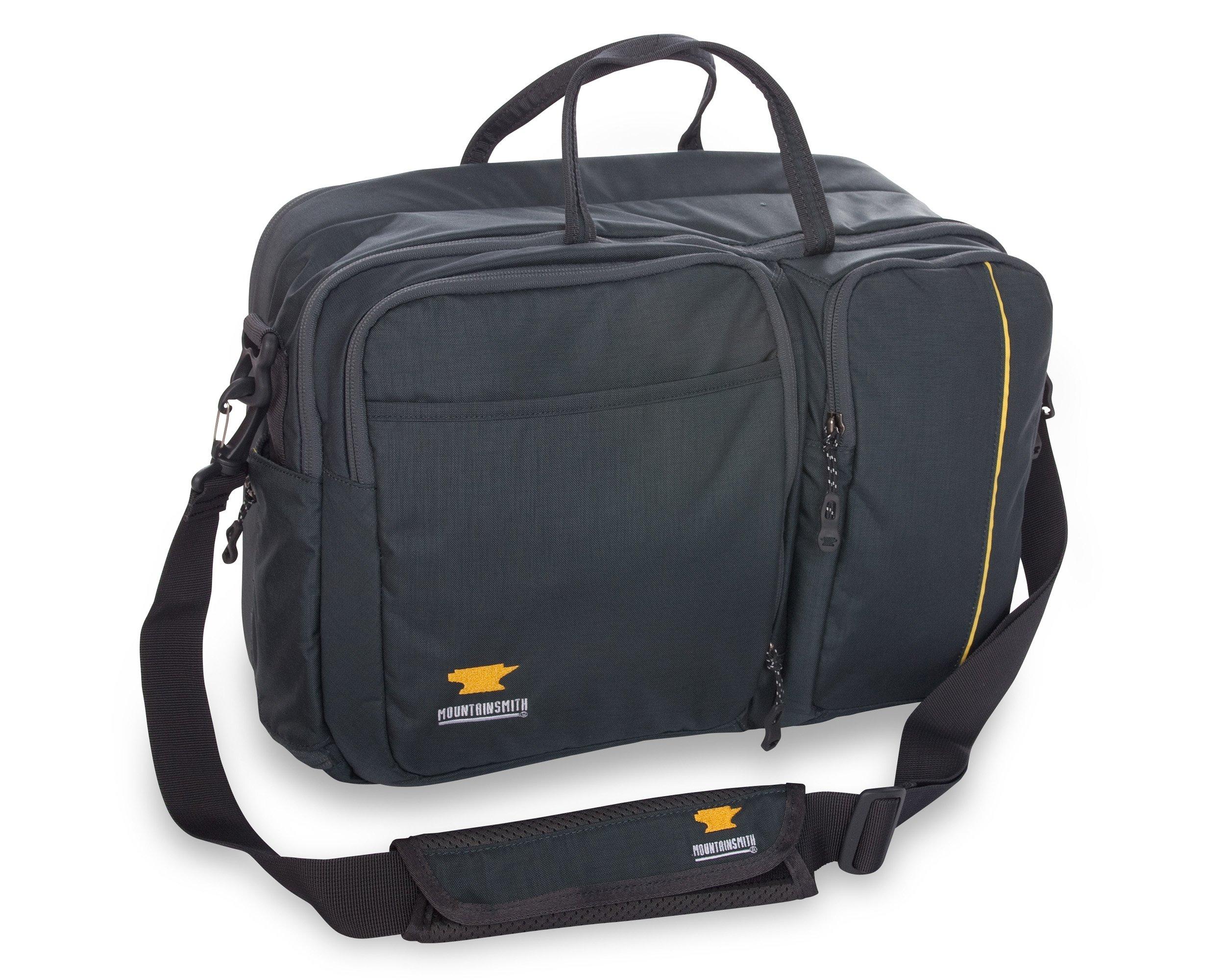 Mountainsmith Endeavor Shoulder Bag, Anvil Grey