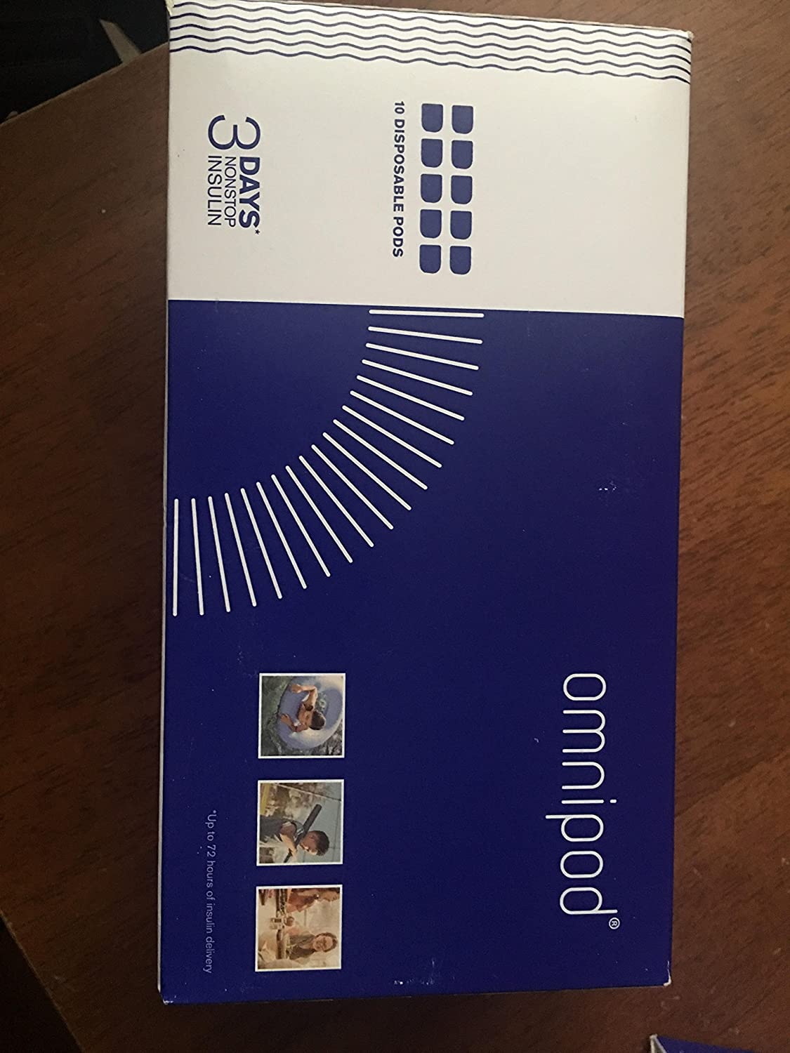 Omnipod Box of 5 PODS