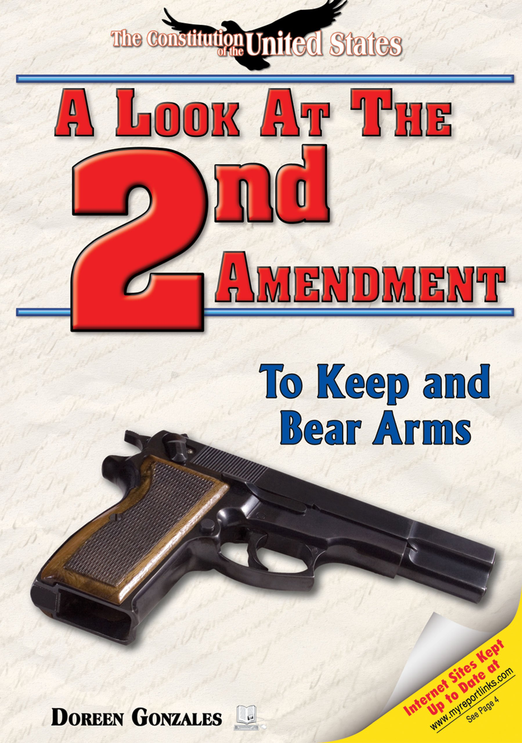 Read Online A Look at the Second Amendment: To Keep and Bear Arms (The Constitution of the United States) pdf