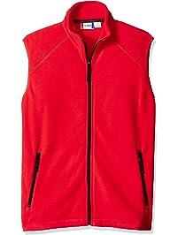 Clique Mens Summit Full-Zip Microfleece Vest Fleece Vest