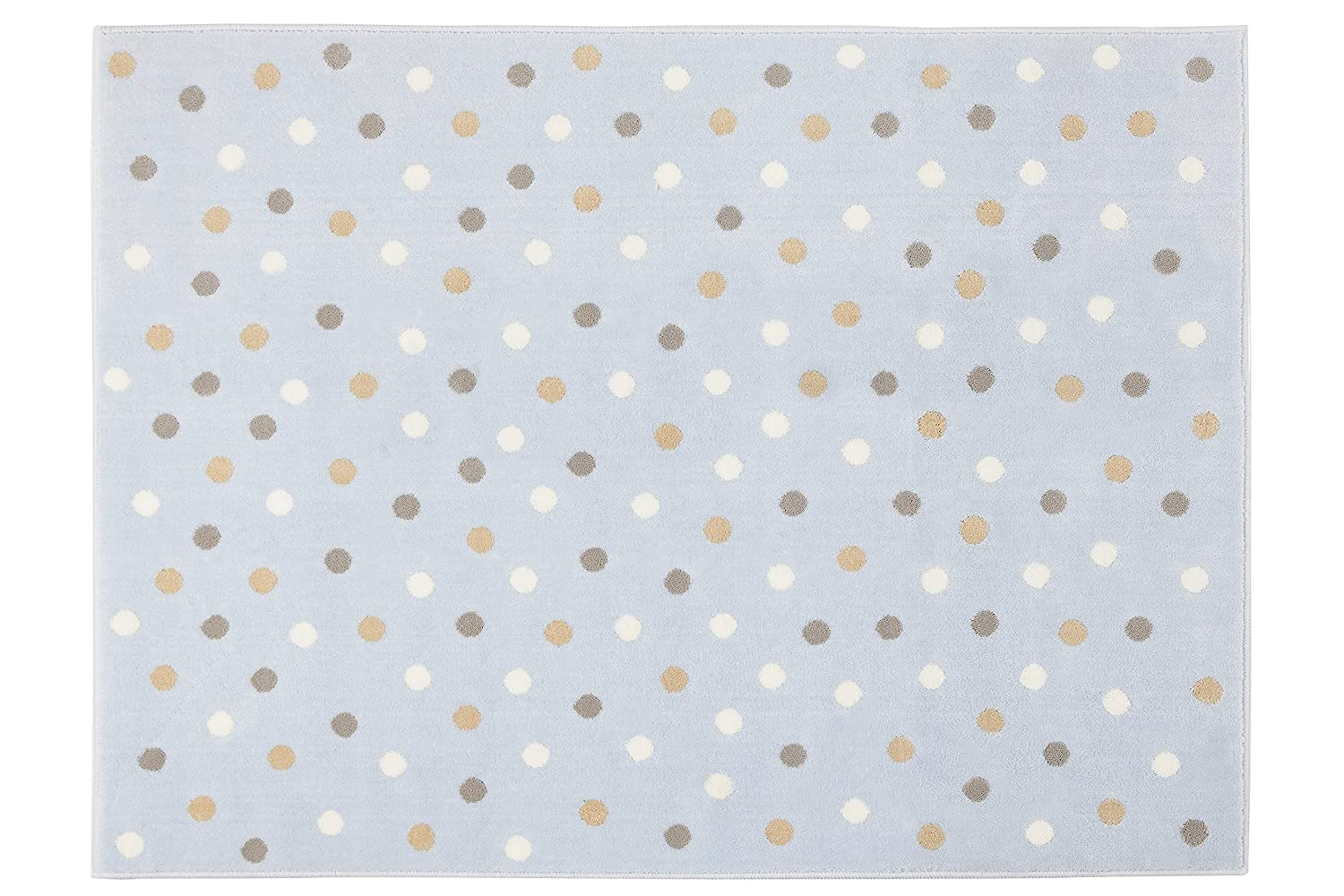 Lorena Canals A-G DOT-BM Dots Multi, Medium, blau