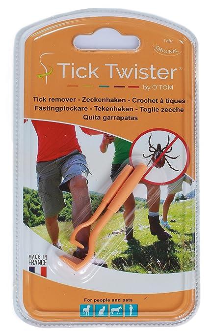 O de Tom® - C-Tick Twister garrapatas Ganchos garrapatas Perros de ...