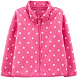 Simple Joys by Carter's Toddler Girls' Full-zip Fleece Jacket