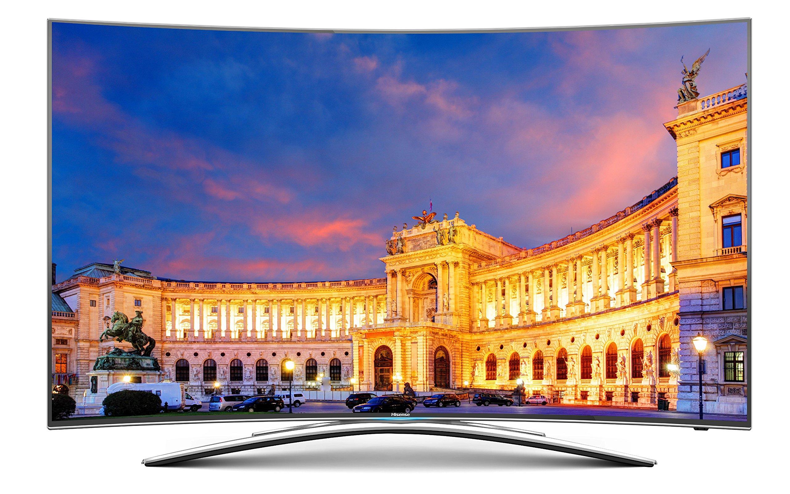 Hisense UB55EC870 - Televisor 138 cm/55 pulgadas, Ultra HD, sintonizador triple, Smart TV: Amazon.es: Hisense: Libros