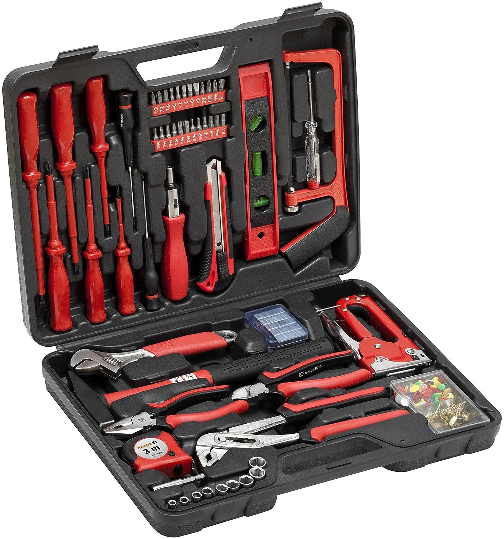 Meister Maletín con herramientas piezas