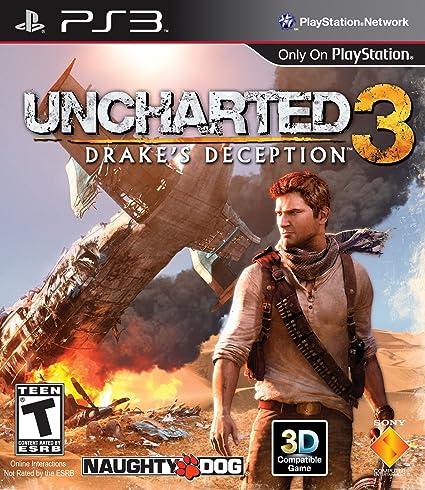 Sony Uncharted 3 - Juego (PS3, PlayStation 3, Acción / Aventura, T (Teen)): Amazon.es: Videojuegos