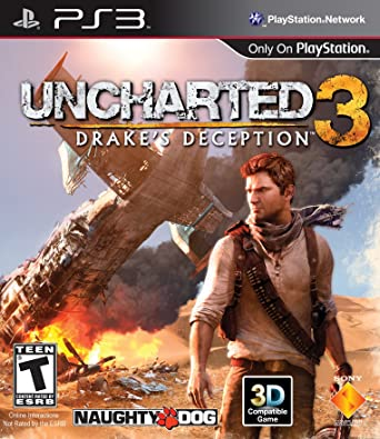 Amazon Com Uncharted 3 Drake S Deception Playstation 3 Video