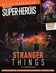 Revista Superpôster - Stranger Things: 3ª Temporada