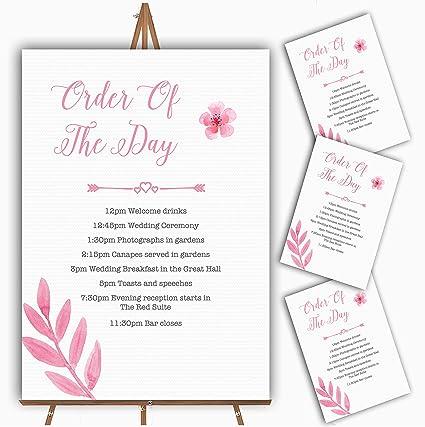 Watercolour - Tarjetas de felicitación para boda, diseño de ...