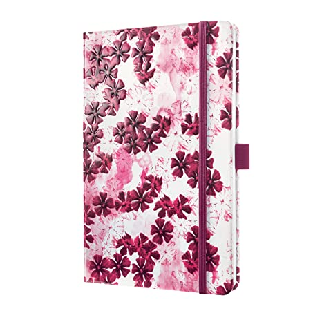 Amazon.com : Sigel J9305 A5 Jolie 2019 Weekly Diary with Red ...