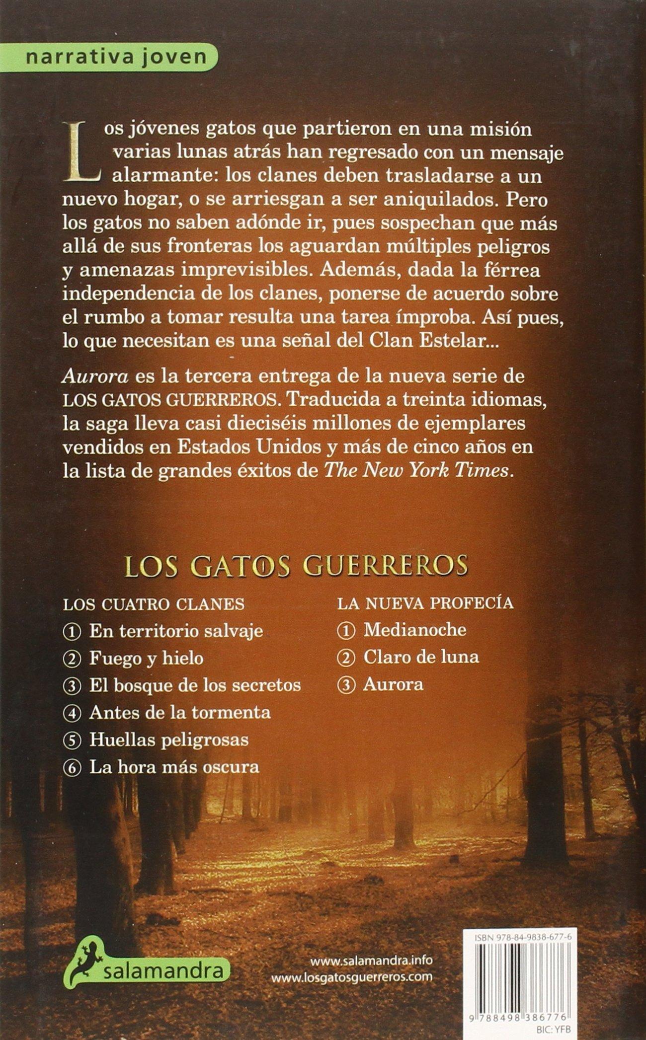 AURORA S Gatos: La nueva profecía III : . Los Gatos Guerreros | La ...