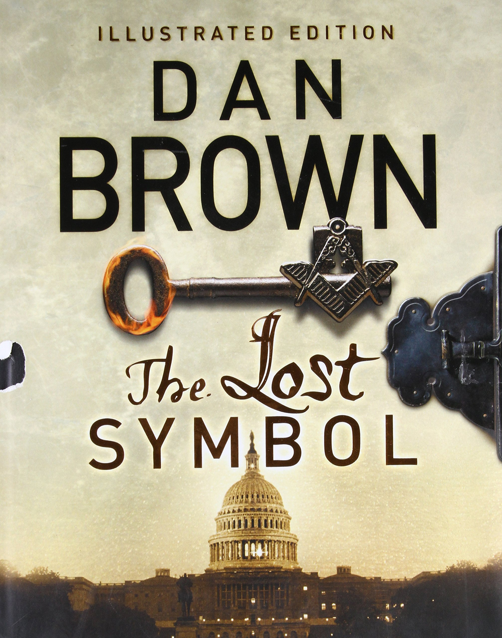 Amazon Buy The Lost Symbol Illustrated Edition Book Online At
