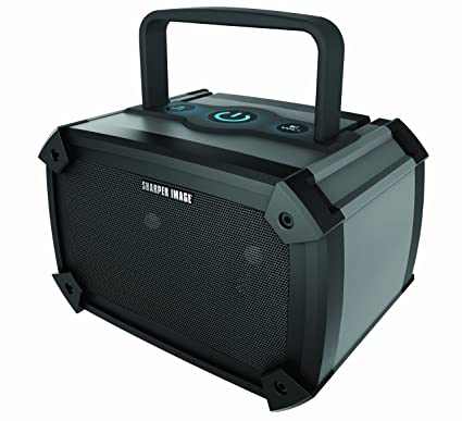 The 8 best sharper image rugged portable speaker sbt 645