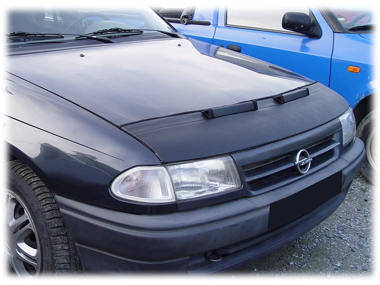 1991-1998 Haubenbra Steinschlagschutz Tuning Bonnet Bra AB-00134 BRA f/ür Astra F Bj
