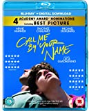 Call Me By Your Name [Blu-ray] [2017]