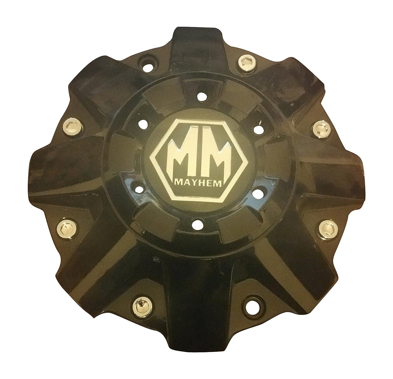 Mayhem Wheels C108040B01 81222090F-1 C108010B C806801-1CAP Gloss Black Center Cap