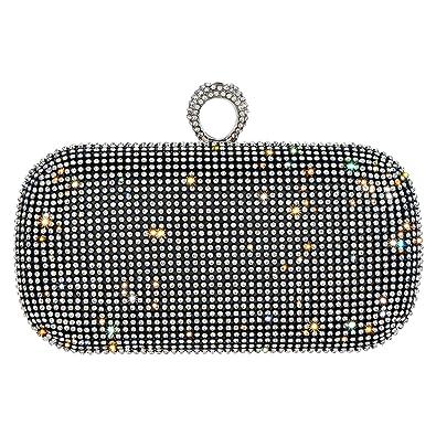 Amazon.com: bagood Mujer Brillante Diamantes de imitación ...