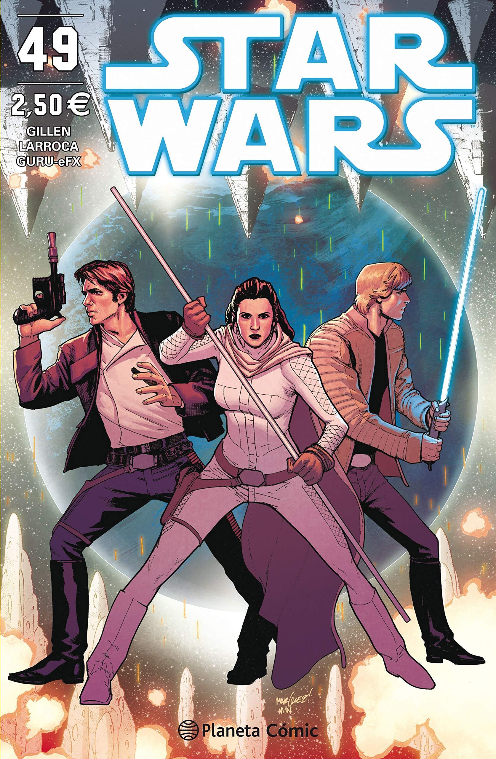 Star Wars nº 49 (Star Wars: Cómics Grapa Marvel)