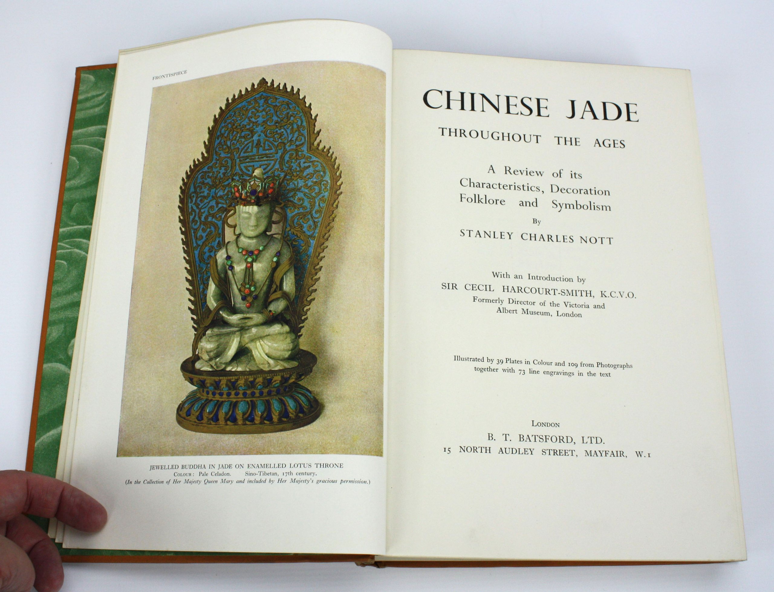 Chinese jade throughout the ages a review of its characteristics chinese jade throughout the ages a review of its characteristics decoration folklore and symbolism amazon stanley charles nott books buycottarizona Images