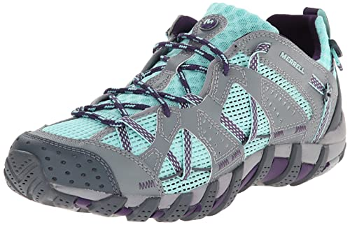 Merrell Waterpro Maipo, Scarpe da arrampicata Donna, Multicolore (ADVENTURINE/PURPLE), 39 EU