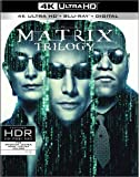The Matrix Trilogy (4K Ultra HD + Blu-ray + Digital)