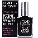 CHARLES STEWART PATENT LEATHER SCRATCH REPAIR & RESTORE UV GEL FORMULA – BLACK