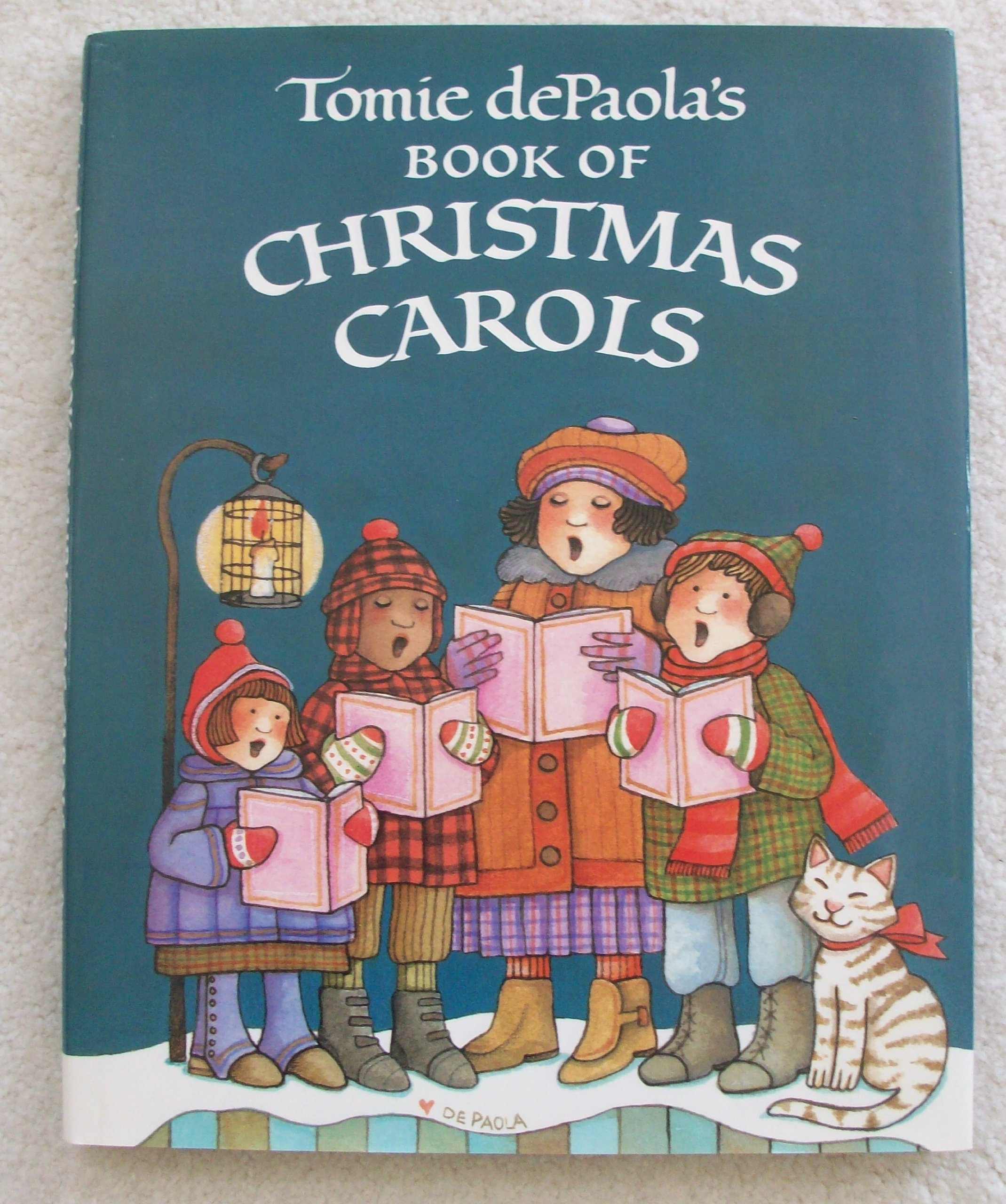 Tomie dePaola\'s Book Of Christmas Carols: Tomie dePaola ...