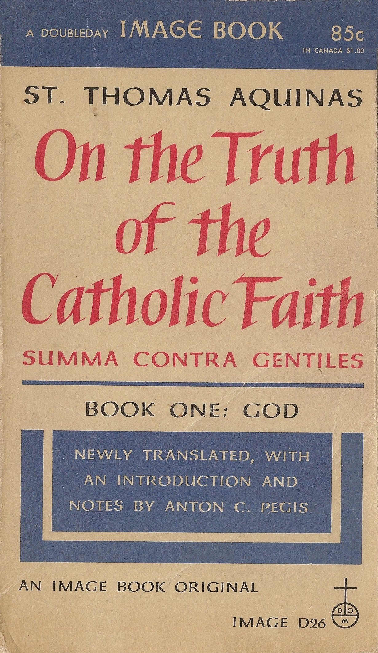On the truth of the Catholic faith = Summa contra gentiles. Book three: Providence, part 2
