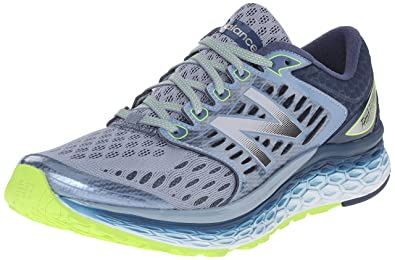 New Balance Men's M1080V6 Running Shoe Grey/Blue, 7 D US