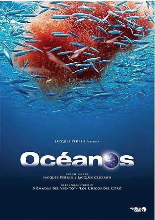 Resultado de imagen para Océanos portada vertice cine