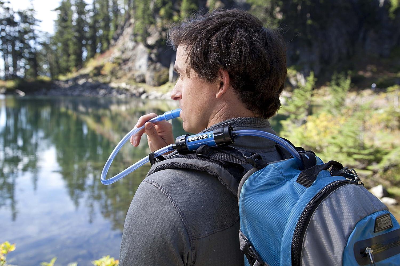 Wasserfilter für Reisen