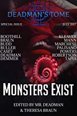 Deadman's Tome Monsters Exist Kindle Edition