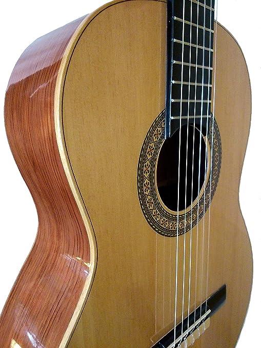MARCE CHARRITA - Guitarra Clasica española de estudio (caja ...
