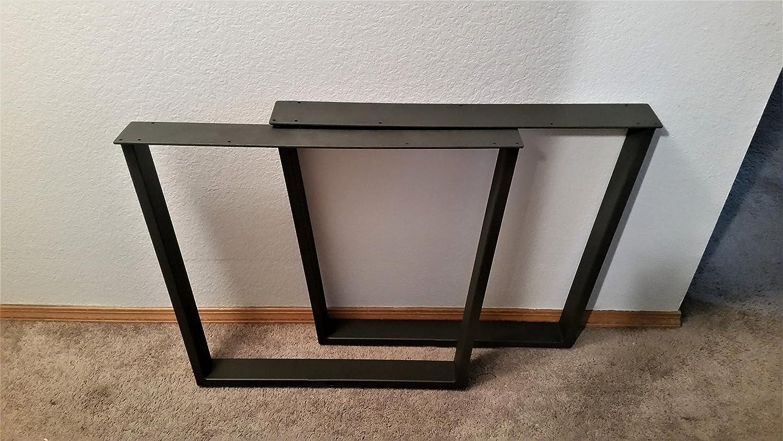Metal Table Legs - Trapezoid Legs - 3