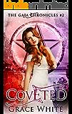 Coveted: A Reverse Harem Urban Fantasy Romance (The Gaia Chronicles Book 2)