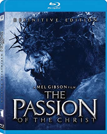 amazon co jp the passion of the christ definitive edition blu