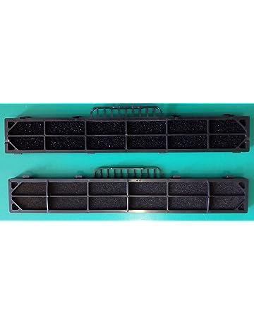 N. 2 filtros Aire Acondicionado – Climatizador LG 5231 ar2595g tamaños color 34 x 5
