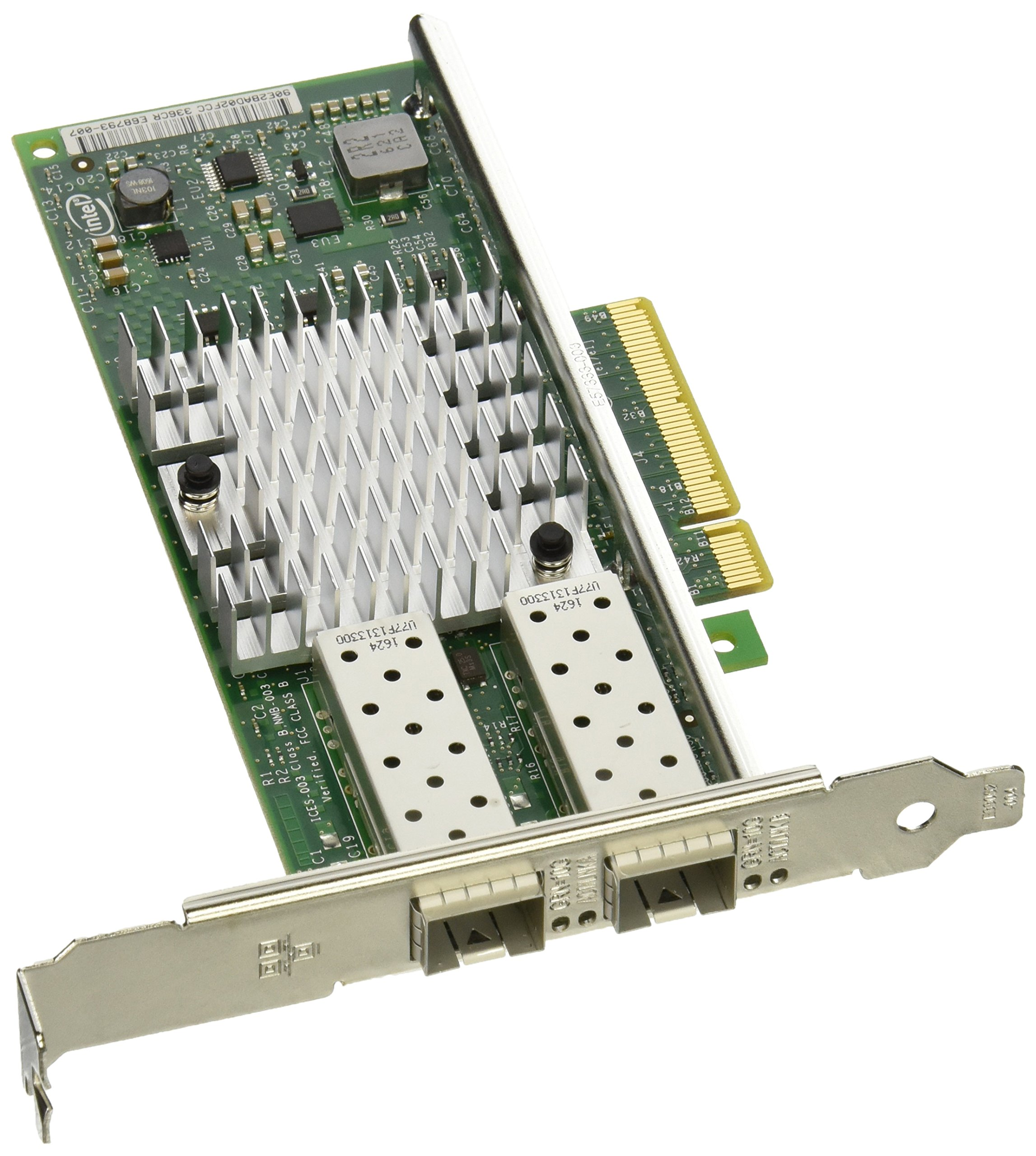 2BH2872 - Intel Ethernet Converged Network Adapter X520-DA2 by Intel