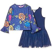 Panço Plush Dreams Kız Çocuk Spor Giyim, Mavi, 116