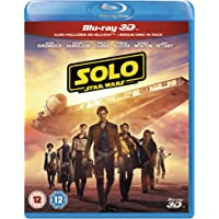 Solo: A Star Wars Story 3D and 2D Combo