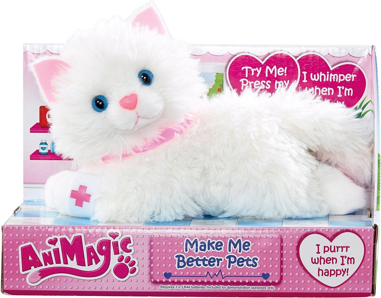 Animagic Make Me Better Pets Kitten Amazon Co Uk Toys Games