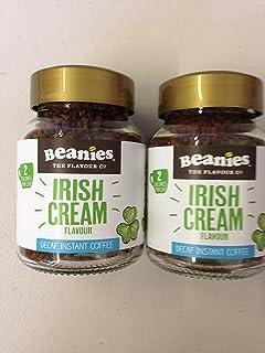 Beanies Instant Coffee Trio Pack 3 X 50g Jars Of Irish