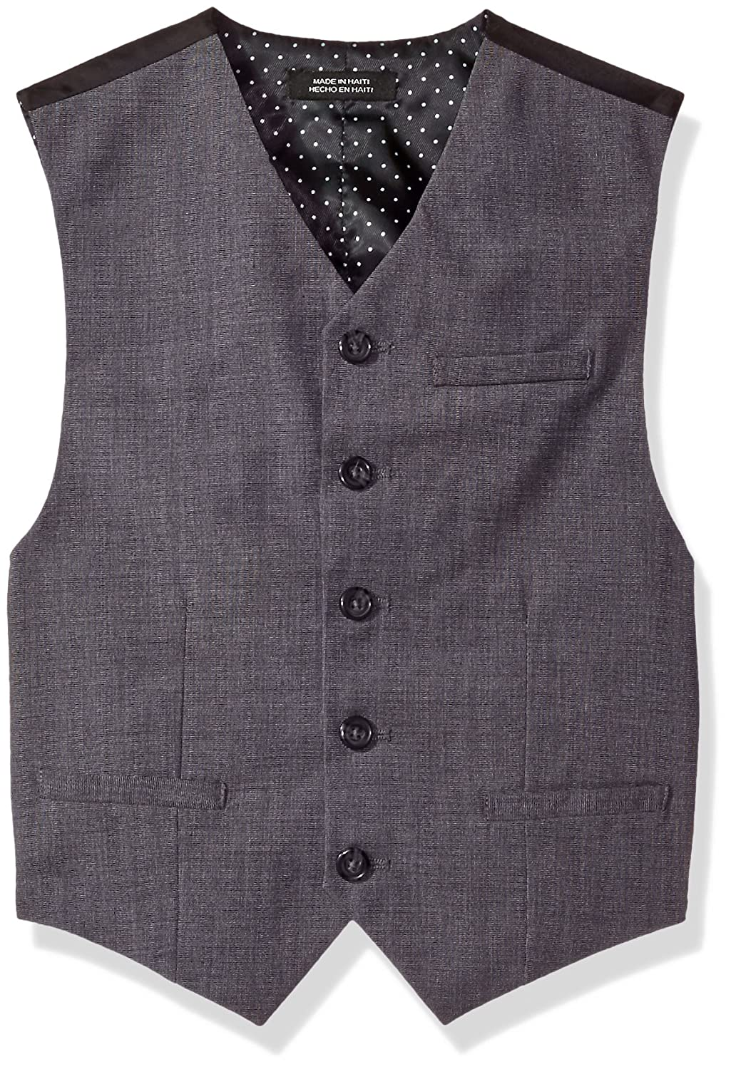 Van Heusen Boys' Big Two Tone Vest