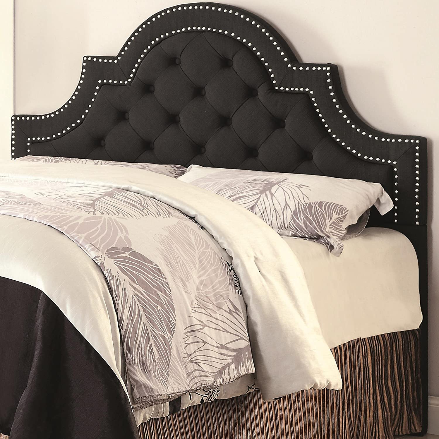winged wingback wood high black king upholstered fabric buy headboards driftwood tufted headboard frame velvet queen bed
