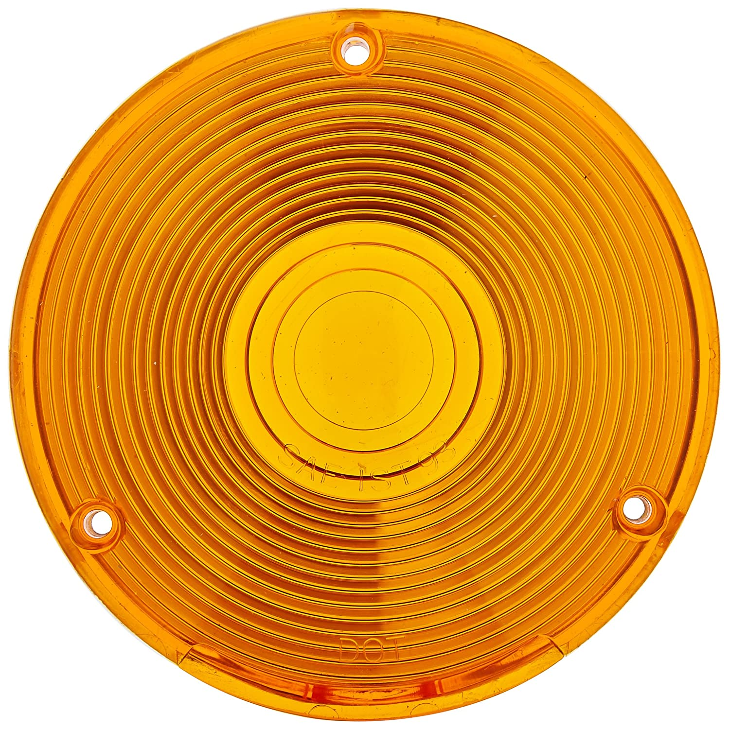 RoadPro RP-9016A/1 Amber 4' 3-Screw Replacement Lens