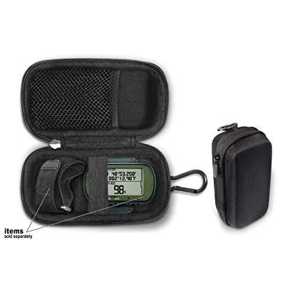 Hiking GPS Case Compatible with Garmin Foretrex 401, 301, 201, 601, 701 Hands-Free GPS, Wrist-Mounted Navigator, Compact and Light Weight Strong case for Excellent Protection and Easy Carrying: GPS & Navigation